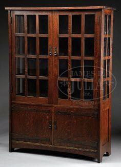 Stickley Double Door China Cabinet