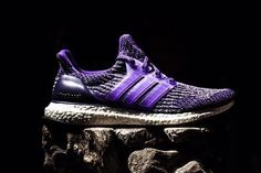 adidas' UltraBOOST 3.0 Selection Increases With New Purple Colorway