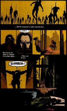 Mignola - Bram Stoker's Dracula page 2