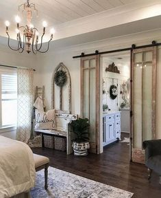 17+ Simply Farmhouse Master Bedroom Design Ideas Match For Any Room » helpwritingessays.net
