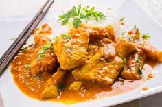 Recette : Poisson au lait de coco et curry noir sri lankais !
