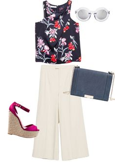 How To Wear Culottes This Summer | The Style Pro