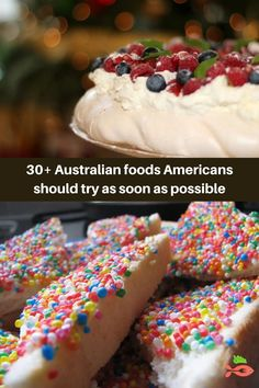 Australian foods Americans would love to try Australian Party, Australian Food, Chi Ken Recipes, Mint Slice, Steak And Onions, Chocolate Shapes, Fairy Bread, Savoury Biscuits, Ice Cream Treats
