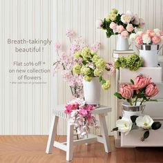 Breath-takingly beautiful new range of flowers on 10% off. Offer valid from 28th to 30th September.   #Facebook - www.facebook.com/elvylifestyle | #Instagram -https://instagram.com/elvylifestyle/ | #Twitter -https://twitter.com/Elvy_Lifestyle | #Pinterest -https://www.pinterest.com/elvylifestyle/ 0124-4578888 www.elvy.in