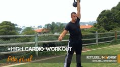 This Kettlebell Endurance workout will take you through a quick circuit where you won't set the kettlebell down for the entire duration of the workout.
