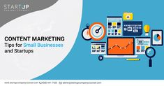 Content marketing is trending, so, focus on improving your startup's blog and content on other social media profiles. Content marketing is an excellent medium for a startup's growth. Include these content marketing SEO tips into consideration while strategizing your startup's marketing plans. Content Marketing Strategy, Marketing Plan, Business Marketing, Social Media Influencer, Influencer Marketing, Marketing Channel, Competitor Analysis, Seo Tips, Consideration