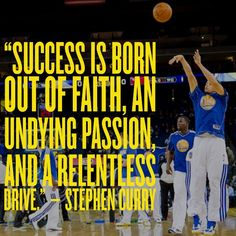 Stephen Curry Quotes: Inspiring Advice on Faith, Family and Success. Below are some of the best Stephen Curry quotes we've come across so far. Nba Quotes, Athlete Quotes, Sport Quotes, Motivational Quotes, Inspirational Quotes, Funny Sports Quotes, Sports Sayings, Quotes Positive, Basketball Motivation