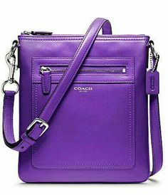 Purple Coach! More