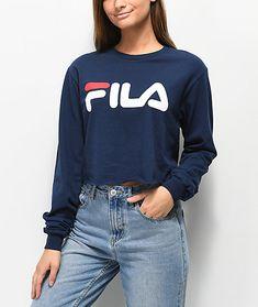 f30504ba321 34 Best Fila outfit images | 90s fashion, Feminine fashion, Stylish ...
