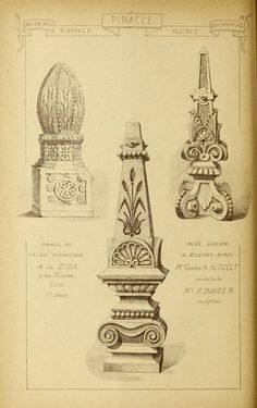 more@ - v9 - 1914-15 Materials & documents of architecture and sculpture : A reissue of Matériaux et documents d'architecture et de sculpture 1872-1914
