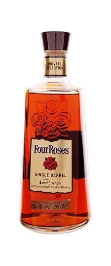 Four Roses - Single Barrel - Barrel Strength - 122 proof - not for beginners