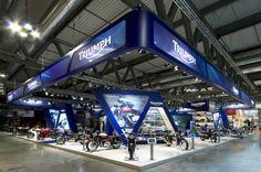 Triumph Trade Show Booth