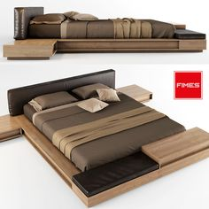 model FIMES YOCO, formats MAX, OBJ, bed bedclothes bedcover bedding bedroom, ready for animation and other projects Bed Frame Design, Bedroom Bed Design, Modern Bedroom Design, Bedroom Sets, Home Decor Bedroom, Modern Mens Bedroom, Modern Beds, Modern Bedroom Furniture, Bed Furniture