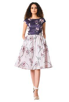 Quincy dress #eShakti