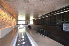 Feature Ceiling | Custom perforated ceiling | Magill Estate, South Australia
