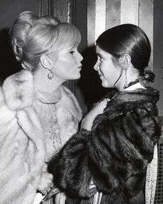 Debbie Reynolds from Carrie Fisher: A Life in Pictures  Both Carrie'sparents, including her mother and father Eddie Fisher, we involved in the entertainment industry. Though Carrie tried to escape it when she went off to school in London, she was pulled back in with her first movie in 1975, Shampoo.