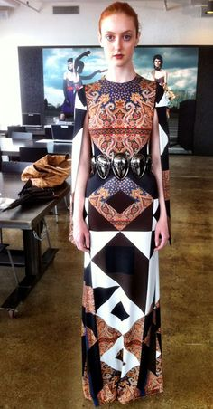 GIVENCHY, I can't explain why I love this so much. Possibly because it's so wonderfully strange.