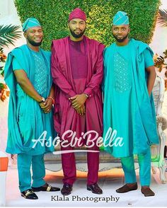 BellaNaija Weddings presents #AsoEbiBella – Vol. 191 – The Latest Aso Ebi Styles