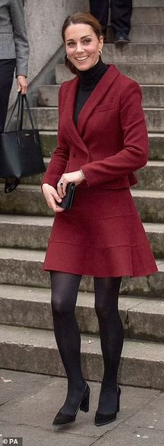 After 10 years and three children, the Duchess of Cambridge is still slipping into the same outfits she first wore at the start of her royal career.
