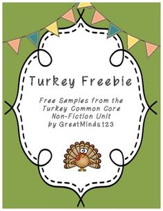 turkey nonfiction - FREE
