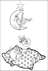 Výsledek obrázku pro omalovánky krteček