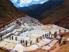 Backpacking in Peru - Reisfelder