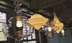 #milano #designweek #2016 #fuorisalone #tortona #base #milano #designcenter #lamps #glass #warm #lights Milano, Veronica, Lamps, Ceiling Lights, Lighting, Instagram Posts, Home Decor, Homemade Home Decor, Decoration Home