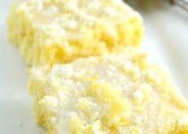 Gonna Want Seconds - Lemon Buttermilk Sheet Cake