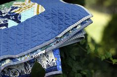 Twirly Top finished quilt - Rachel Hauser