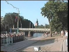 ..short clip taken while on my first summer holiday to Finland back in 2002. It was a hot afternoon in Turku city and the locals were out on the street dancing the Finnish tango. It's taken with old VHS camcorder so excuse the quality. 📼🙂🎥#myBFF🇫🇮 ..clip from 2002 #tbt . . #turku #åbo #finnishtango #summer #kesä #sommar #sunnyday #blueskies #destinations #finland #lookingback #vhs #camcorder #european #streetdancing #tango #thebestoffinland #riveraura #aurajoki #visitturku #dance…