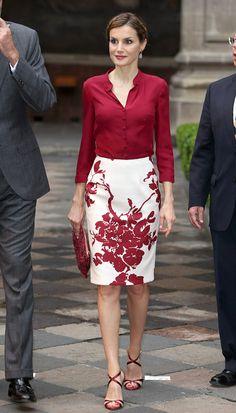 Abrimos su maleta: ¿Qué 'looks' lleva la reina Letizia en su visita de Estado a México? - Foto 2