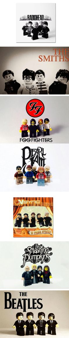 funny-famous-band-Lego-recreation-Foo-Fighters