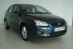 Autoparticulares | Ford Focus 1.6 Trend 100cv