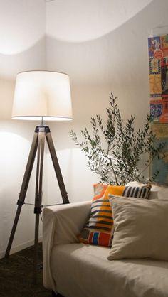 【楽天市場】【あす楽対応】ビエリ フロアランプVieri floor lampデザイン照明器具のDI CLASSE(ディクラッセ) スタンドライト 【10P10Apr13】:デザイン照明の DI CLASSE