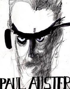 Paul Auster Daniel Egneus