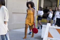 Must-See Street Style From New York Fashion Week | StyleCaster