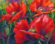 Acrylic Paintings by Jennifer Bowman: