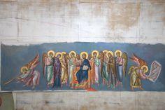 3 posts published by iconsalevizakis during June 2013 Trinidad, Christ, Byzantine Icons, Orthodox Icons, Religious Art, Fresco, Painting, Denver, Angels