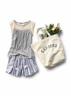 Women's Clothing: Women's Clothing: shorts | Gap