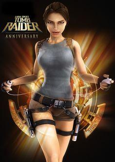 Tomb Raider Anniversary - Wii promo
