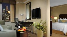 Hilton Garden Inn New York/West 35th Street Hotel, NY - King Evolution Suite