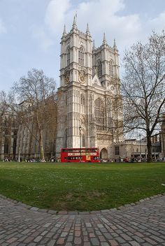 Westminster Abbey -probably the only religious house I have ever felt comfortable in.