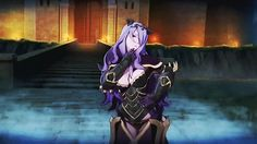 Fire Emblem Fates- Camilla too fabulous for No-Cleavage Fate Characters, Girls Characters, Fictional Characters, Fire Emblem Awakening, Fire Emblem Fates Camilla, Female Corrin, Video Games Girls, Fire Emblem Games, Comedy Anime