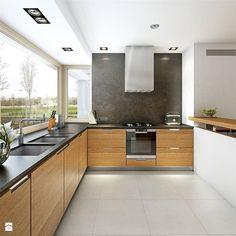 Outstanding modern kitchen room are offered on our site. Simple Kitchen Design, Kitchen Room Design, New Kitchen Designs, Kitchen Dinning, Home Decor Kitchen, Modern Kitchen Interiors, Elegant Kitchens, Luxury Kitchens, Kitchen Modular