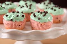 Sure, these Watermelon KOOL-AID Cupcakes are as cute as can be and fun to look at on the dessert table. But trust us: They're even better to eat!