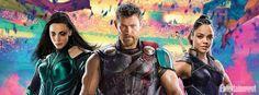 Drowned World: Primeras imágenes de 'Thor: Ragnarok'