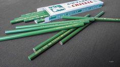 Чернографитный химический карандаш A.W. FABER CASTELL  9100 1/2 Copier Mittel,