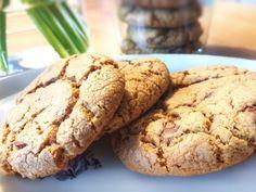 Daim Cookies - de bedste af slagsen. Knasende og lækre! Biscuits, Sweets, Candy, Snacks, Cookies, Desserts, Food, Ballet Flats, Baking Soda