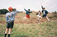 BTS (방탄소년단) Jacket Photoshoot [화양연화 Young Forever]