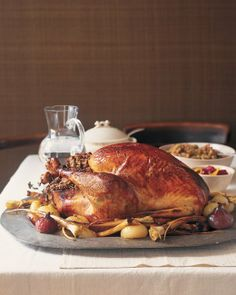 White-Wine Gravy | #thanksgiving #autumn #holiday #food #dinner #savory #baking